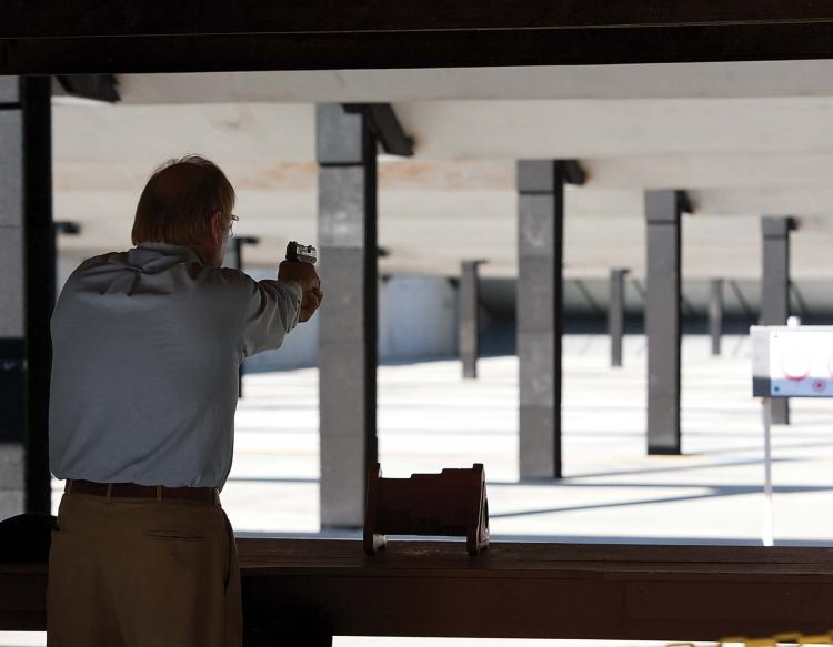 Henges (Jay) Shooting Range and Outdoor Education Center | MDC